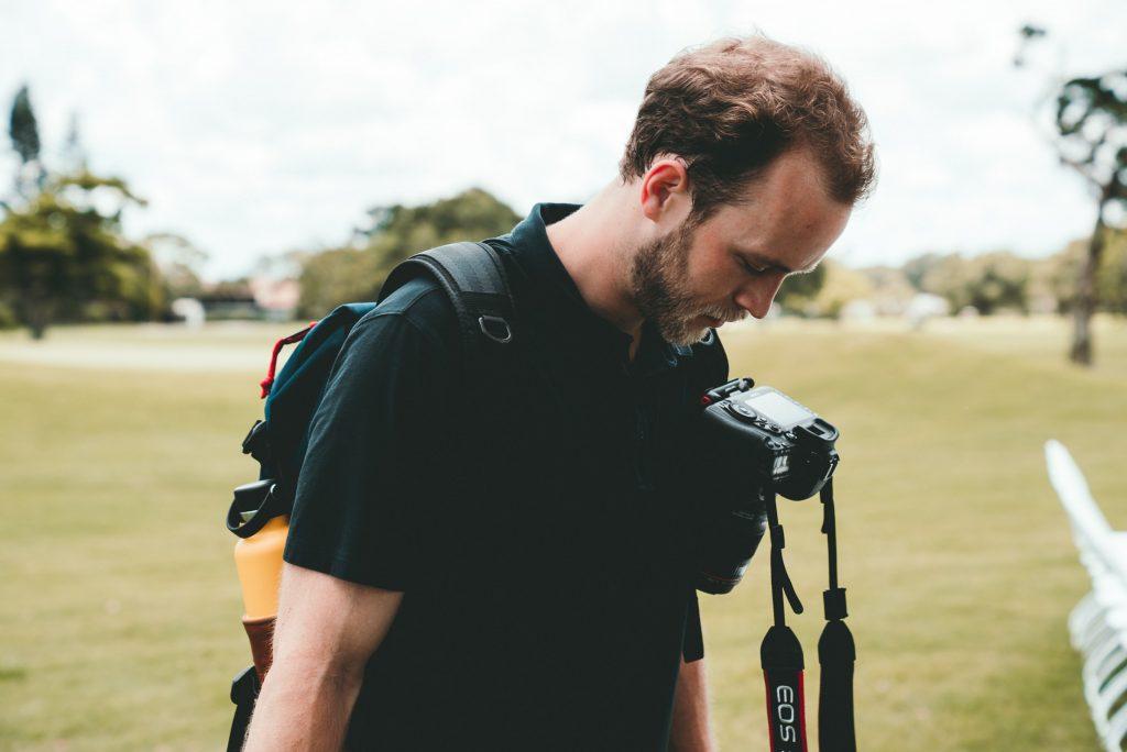 Videographer Website Template Videographer Video Single 5