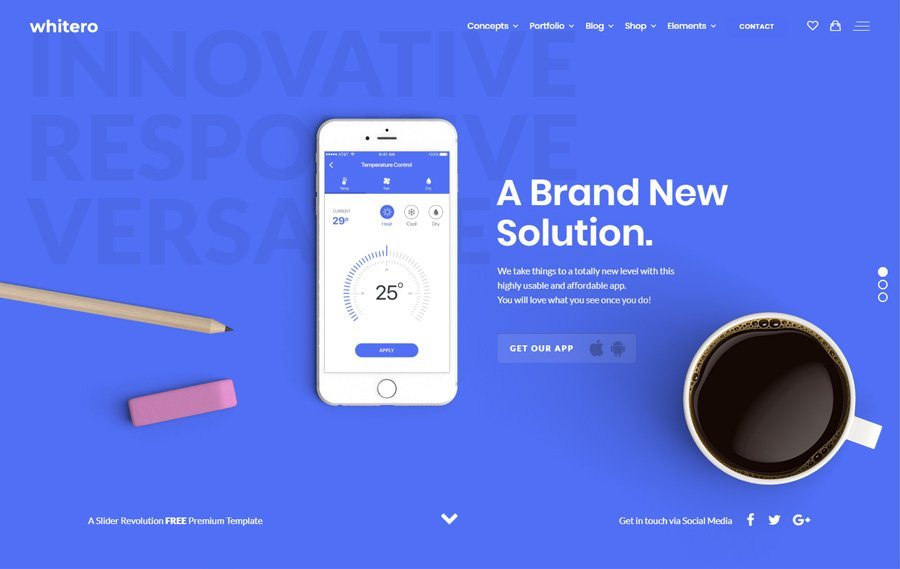 Digital Product Website Template Digital Product - Home 3 20