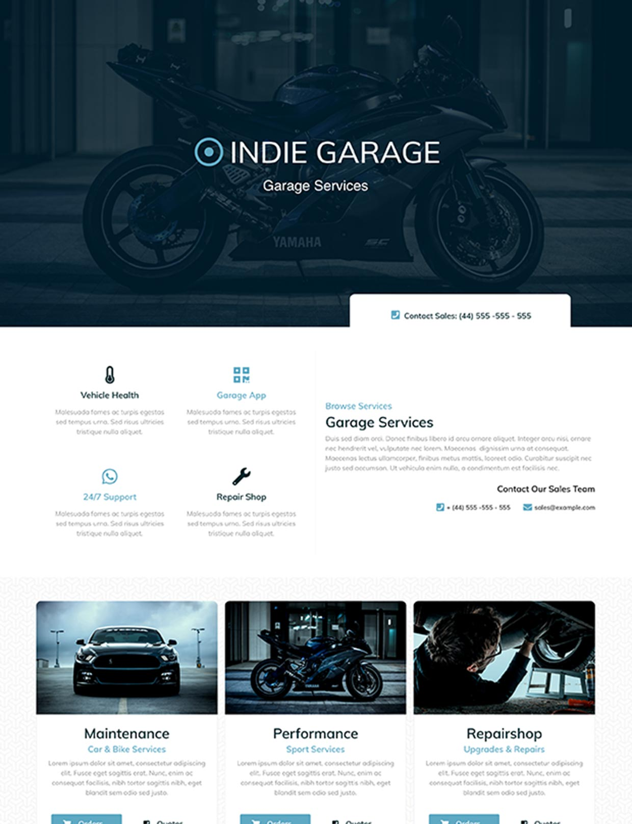 Website Templates 25