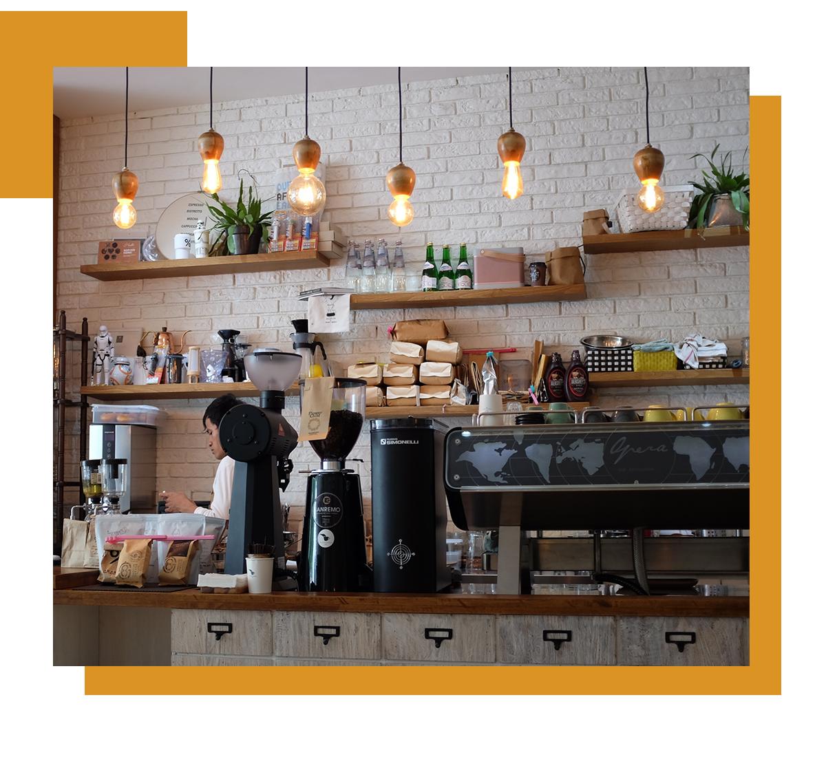 Restaurant & Café Website Template Restaurant & Café - Home Cafe 1