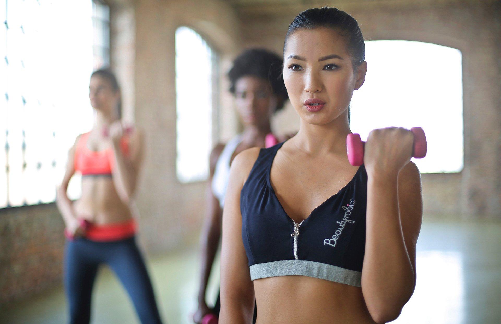 Lifestyle Gym Website Jazzercise