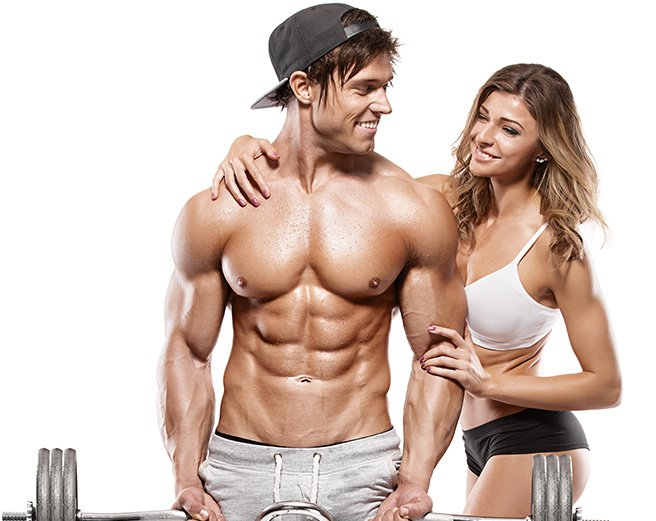 Lifestyle Gym Website Template Crossfit Couple
