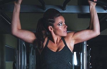 Lifestyle Gym Weightlifter