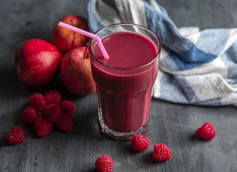 Juice Bar Website Template 5