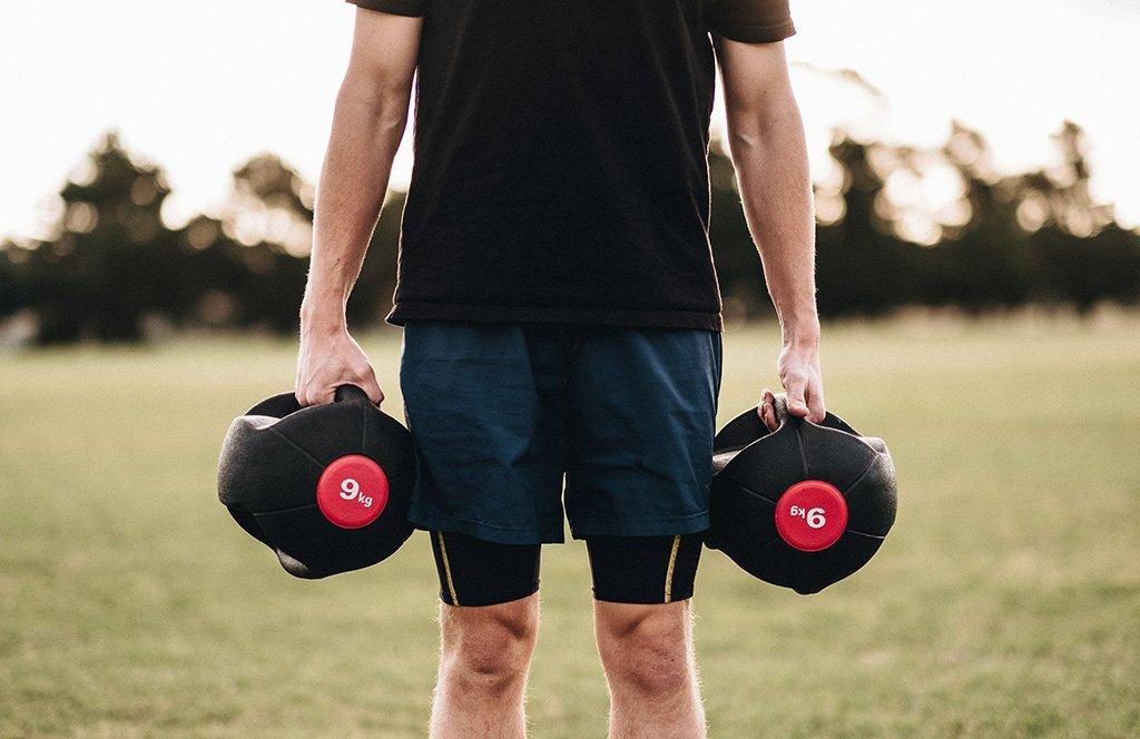 Lifestyle Gym Website Weights