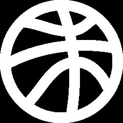 Lifestyle Gym Website Basketball Icon