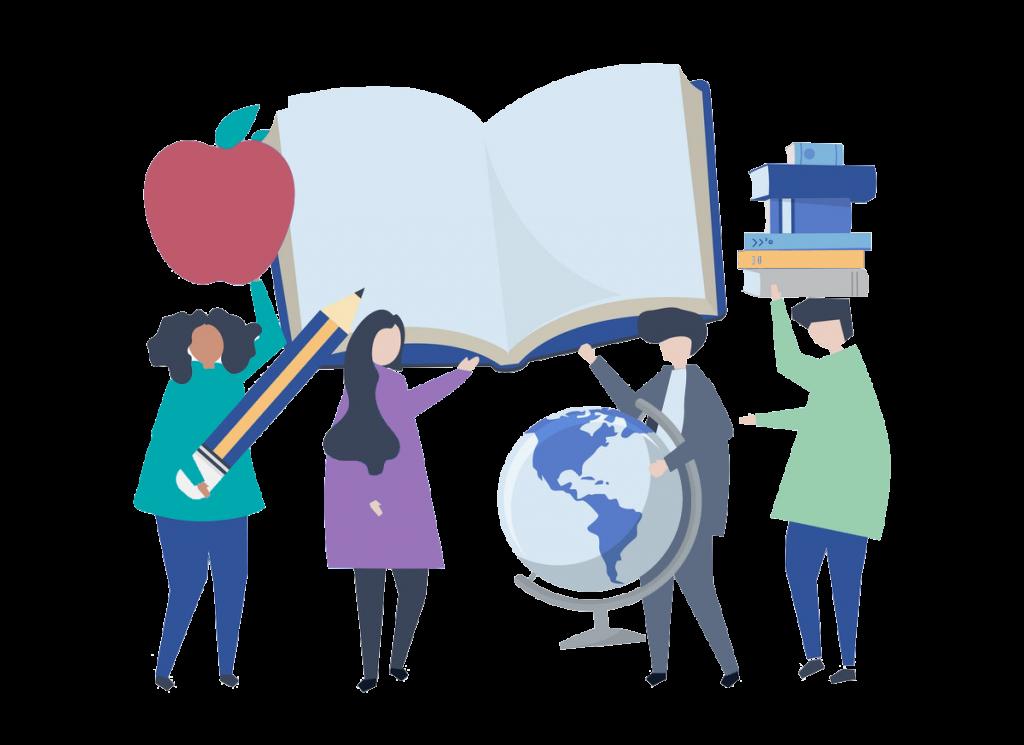 Language School Website Template 5