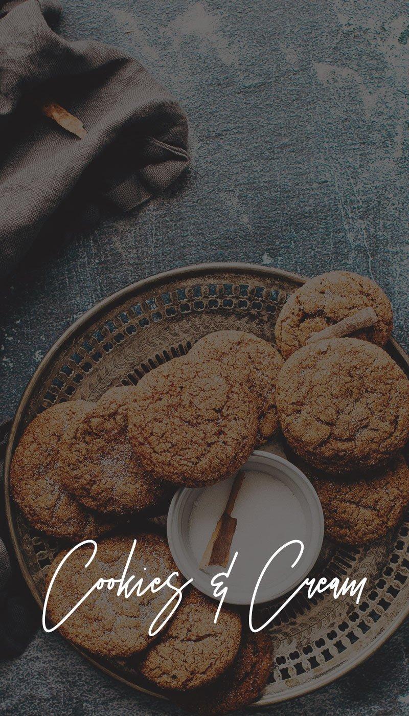 Restaurant & Café Website Template 9