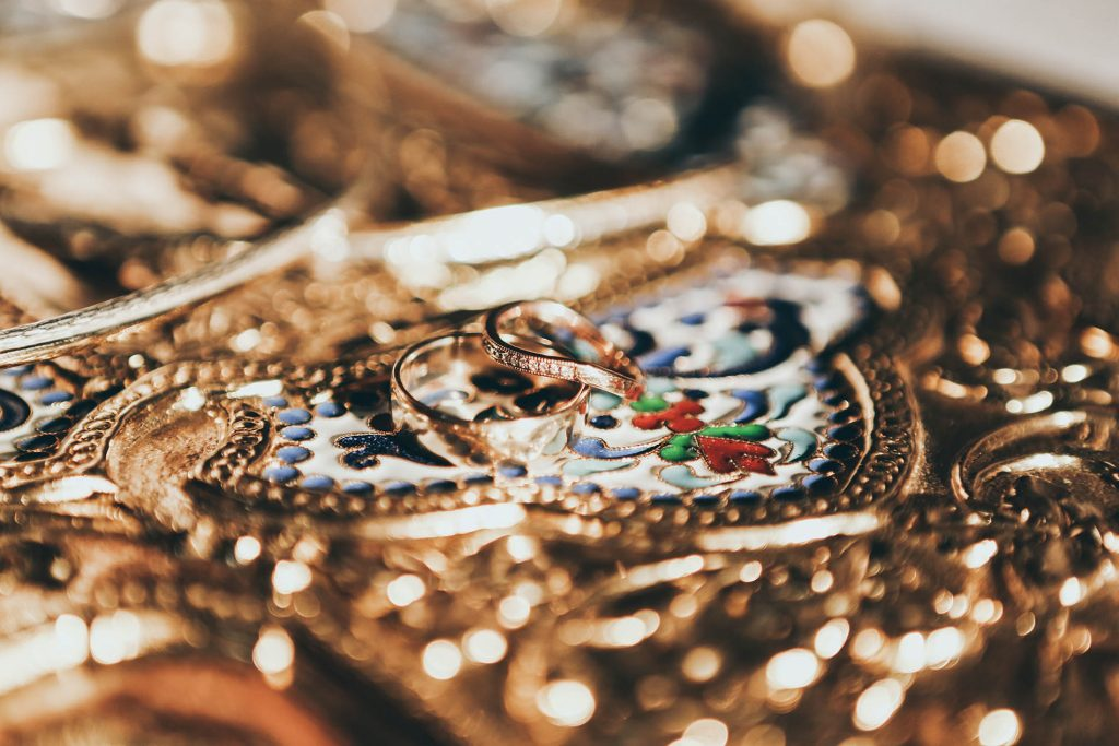 Artisan Jewelry Maker Website Template Artisan Jewelry Maker - Hand Crafted 3