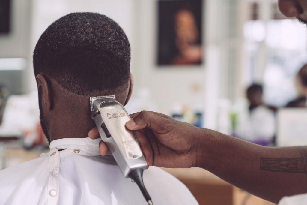 Barber Website Template Barber - Services Single 1