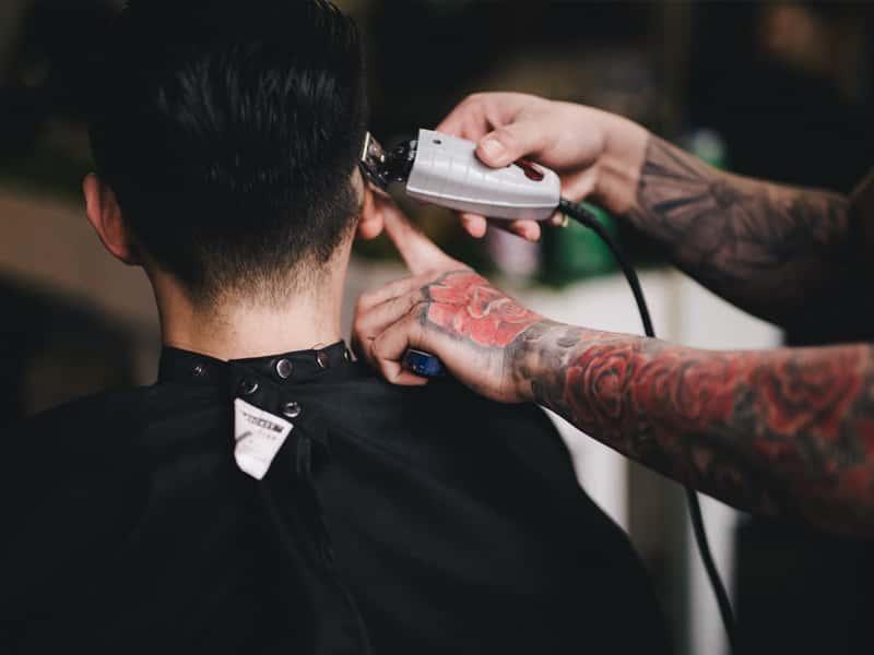 Barber Website Template Barber - Services 7