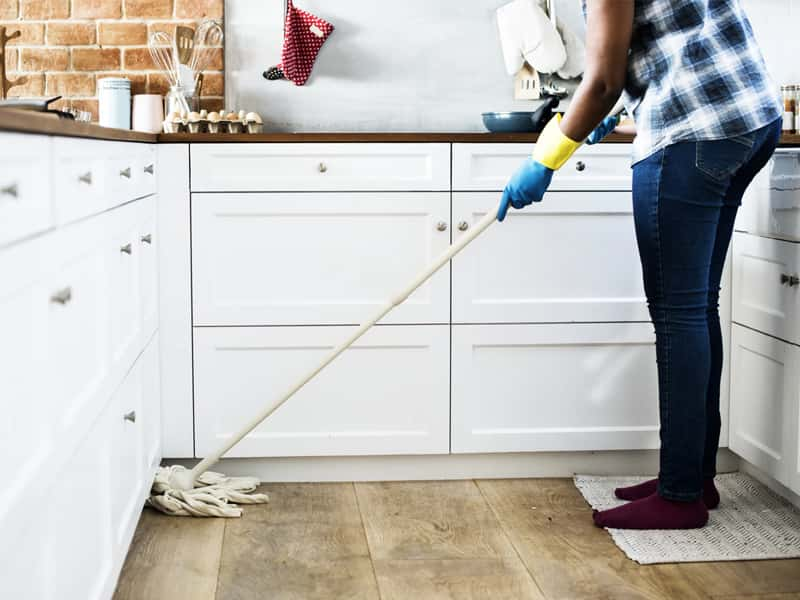House Cleaning Company Website Template House Cleaning Company - About Us 2 7
